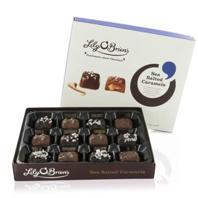 Lily O'Brien's Salted Caramel Chocolates