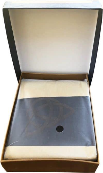 Men's Leather Wallet Presentation Box