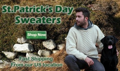 St.Patrick's Day Sweaters