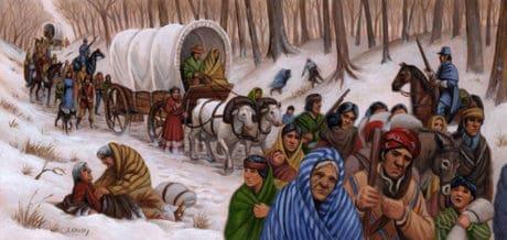 Choctaw and the Irish Famine