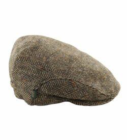 Irish Tweed Ivy Cap - Donegal Green