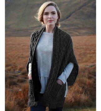 Womens Wool Wrap