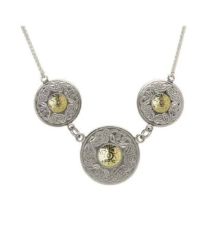 Celtic Woman Warrior Necklace