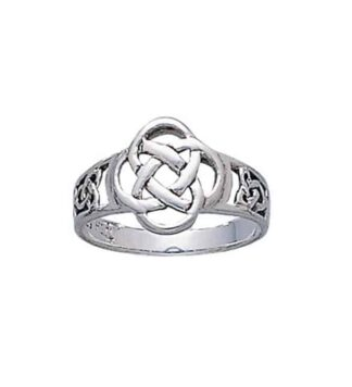 Celtic Weave Ring