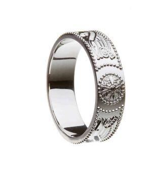Ancient Celtic Wedding Ring